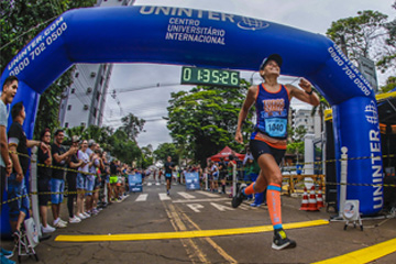 Meia Maratona de Foz do Iguaçu Uninter 2019
