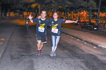 Team Mutante Night Run 2019 - Rio de Janeiro