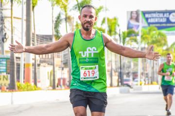 Corrida e Caminhada UFF  2019 Etapa Belford Roxo - Rio de Janeiro